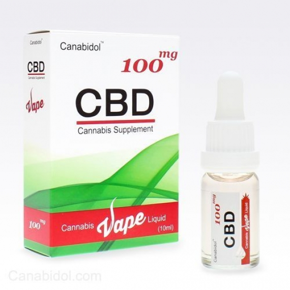 Canabidol CBD Vape Liquid 100mg