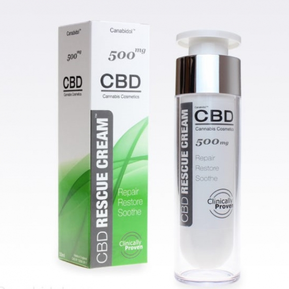 Canabidol CBD Rescue Cream