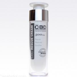 Canabidol Rescue Cream 500mg Bottle