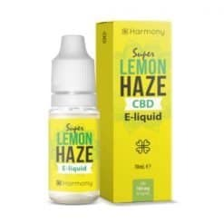 Harmony CBD E-Liquid Super Lemon Haze