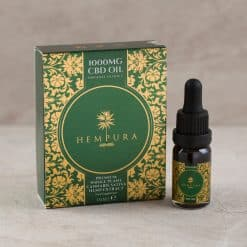 Hempura Full-Spectrum CBD Oil 1000mg