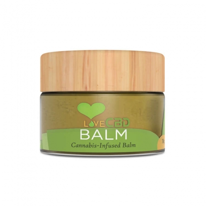 Love CBD Cannabis Infused Balm