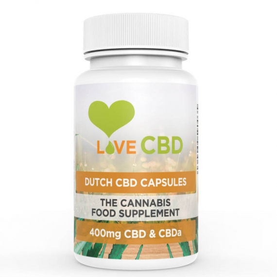 Love CBD Dutch Capsules