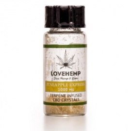 Love Hemp CBD Crystal