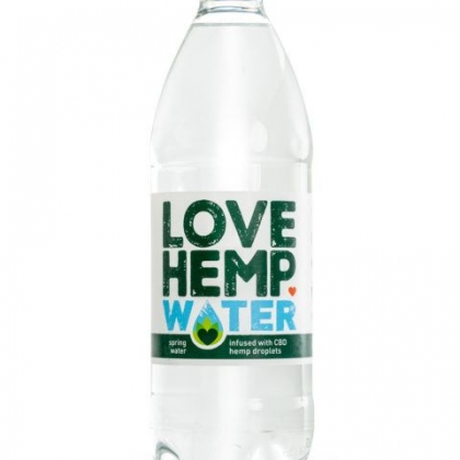 Love Hemp CBD Water 500ml