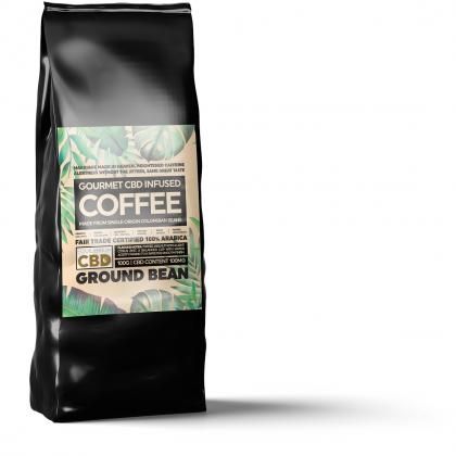 Hemporium CBD Infused Coffee Ground