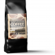 CBD infused coffee mock whole bean 100g front
