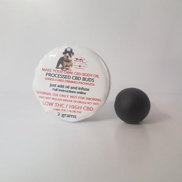 CBD Hash - Nepal Cream