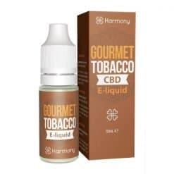 Harmony CBD E-Liquid Gourmet Tobacco