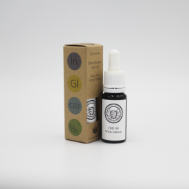 CBD Brothers White Edition Oil