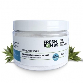 CBD Bath Soak Pain Reliever