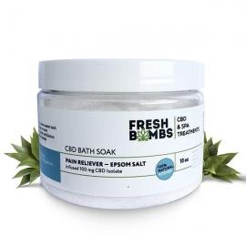 CBD Bath Soak Pain Reliever