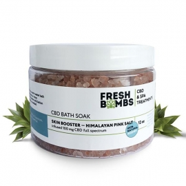 CBD Bath Soak Skin Booster