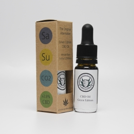 CBD Brothers Green Edition Oil