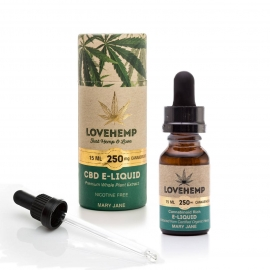 Love Hemp CBD E-Liquid