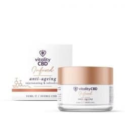 Vitality Infused CBD Anti-Aging Cream
