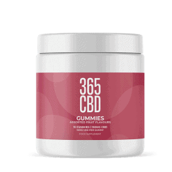 365 CBD Gummies product image